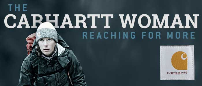 The Carhartt Woman - Reaching For More